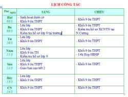 Lich CT tuian 38